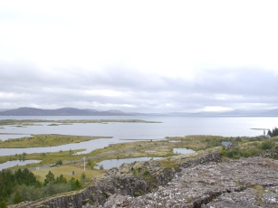 Iceland, tectonic plate join