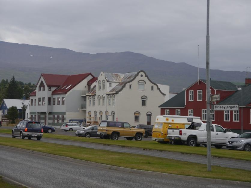 Akuyekri, Iceland